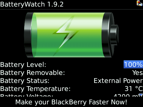 Battery Watch - Free Power Consumption Monitor