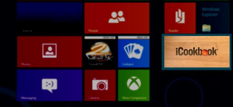 iCookbook for Windows 10