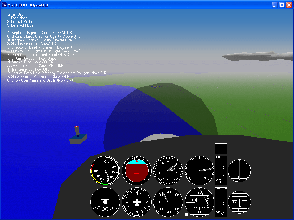 YS FLIGHT SIMULATOR
