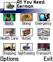 All You Need: German