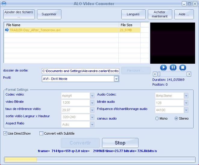 ALO Video Converter