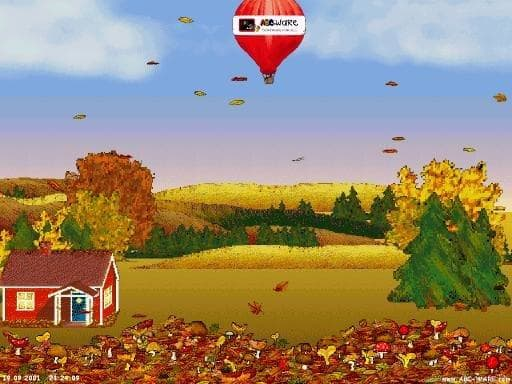 Autumn Screensaver