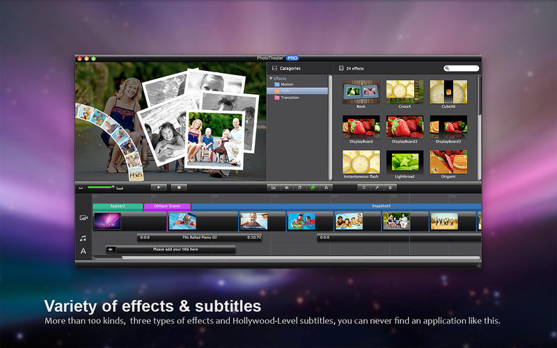 Photo Theater Lite - Slideshow Movie Maker