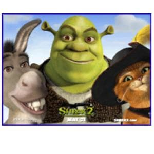 Shrek 2 Wallpaper