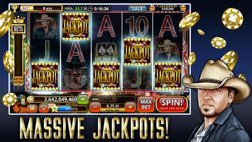 Jason Aldean Slot Machines