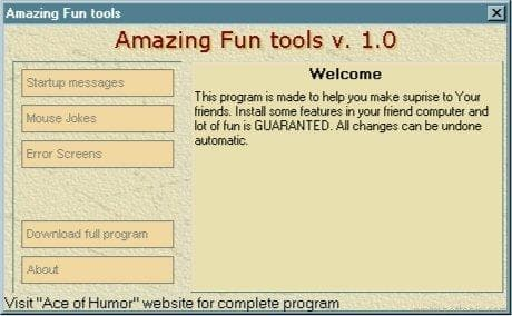 Amazing Fun Tools