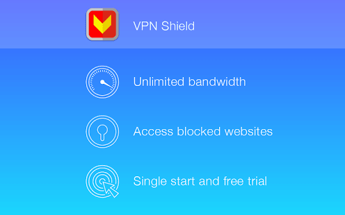 VPN Shield: optimised for Asia