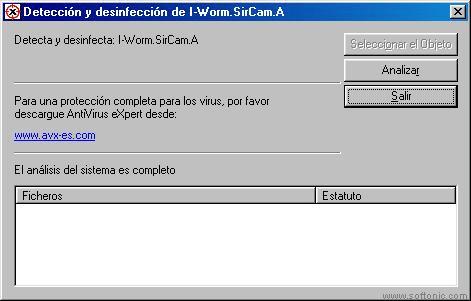 Anti-SirCam