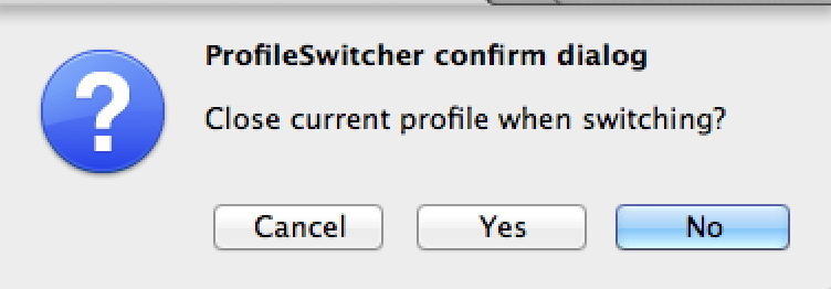 Profile Switcher