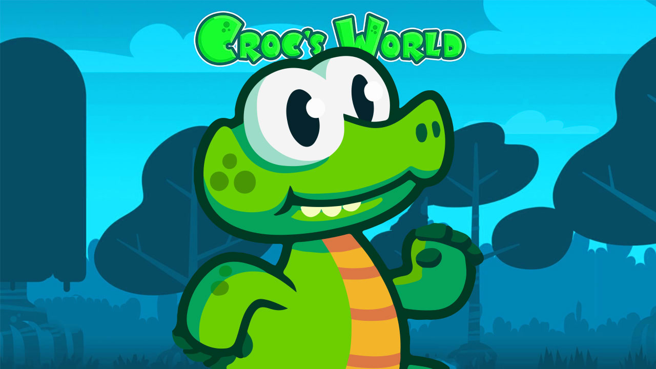 Croc's World for Windows 10