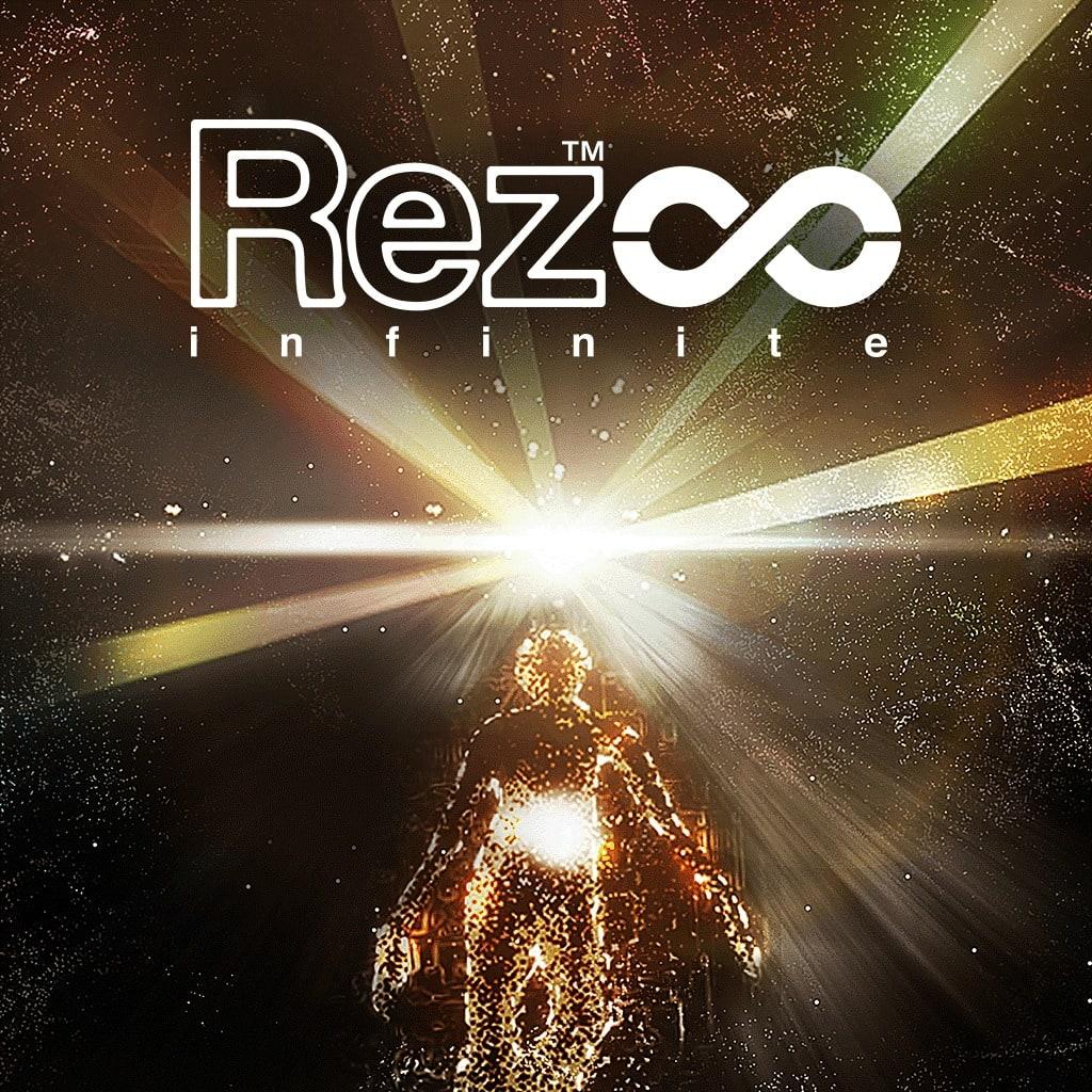 Rez Infinite PS VR PS4
