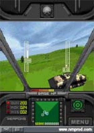 MGS Cobra Attack (A920/A925)