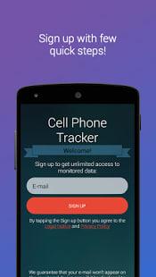 Monitor de Teléfono Celular