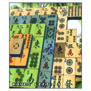 Mahjongg Deluxe 3D (S60)