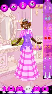 princesa juegos de vestir