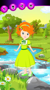 vestir princesita