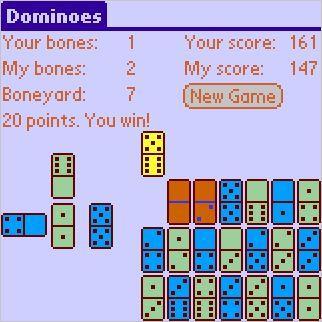Electrum Dominoes