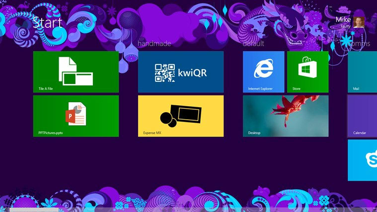Tile A File for Windows 10