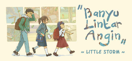 Banyu Lintar Angin - Little Storm -
