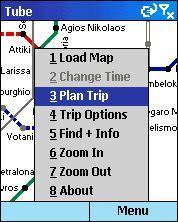 Tube Athens