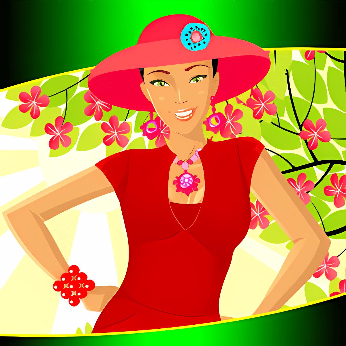 vestido de moda de primavera 2.3 y versiones superiores