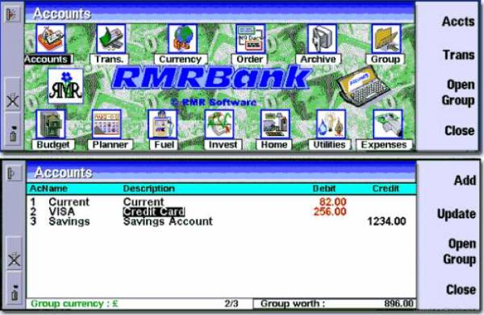 RMR Bank