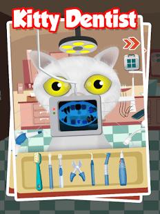 Gatito Dentista - Niños Juego