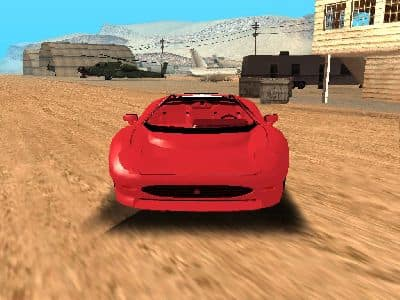 GTA San Andreas Car Pack