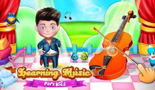 Aprendizaje Música para Niños