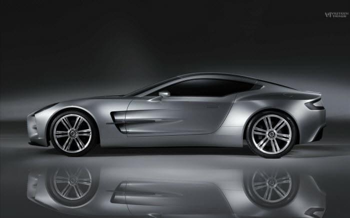 Thème Aston Martin
