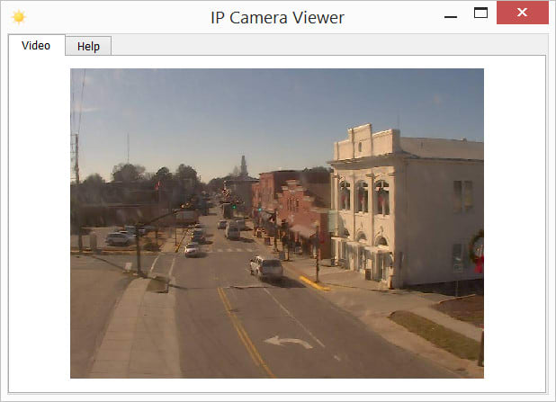 FREE IP Camera Viewer