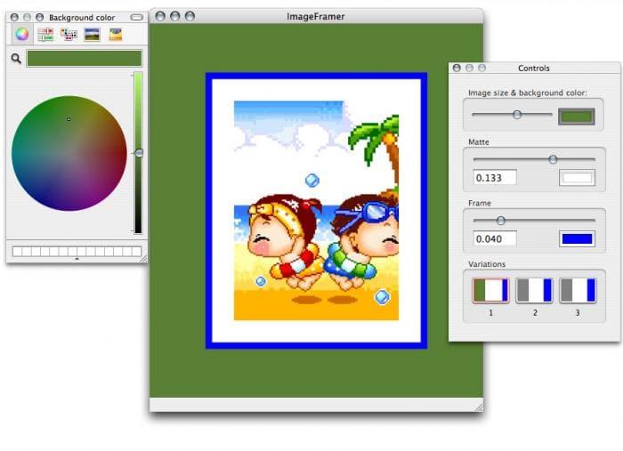 Image Framer