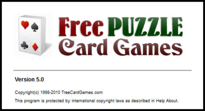 Free Puzzle Card Games 2010