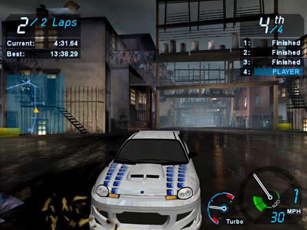 Resultado de imagem para Need for Speed: Underground