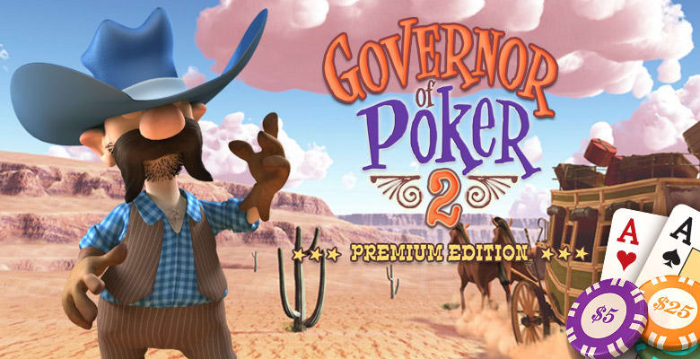 Governor of Poker Premium Edition