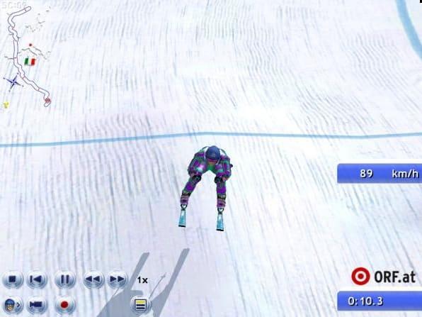 ORF-Ski Challenge