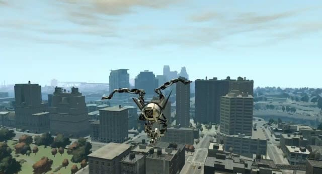 GTA IV - Portal 2 Co-Op Bots Mod