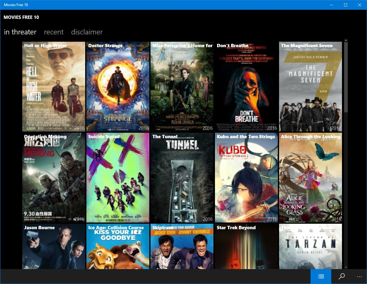 Movies Free 10