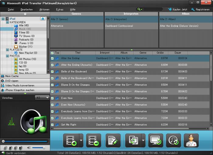Aiseesoft iPod Transfer Platinum