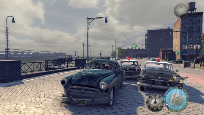 Mafia II Tweak Guide | GeForce