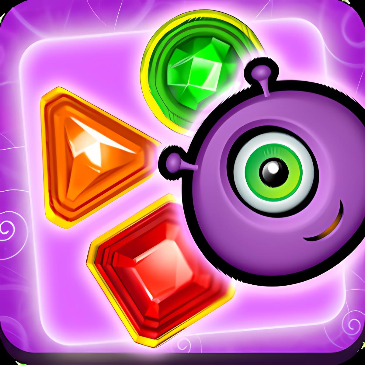 Match 3 Jewels Quest