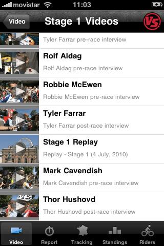 Official Tour de France