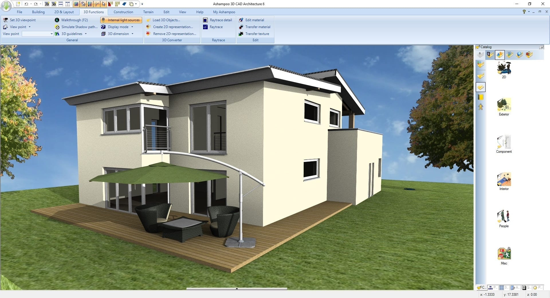 Ashampoo 3D CAD Architecture 6 - Download