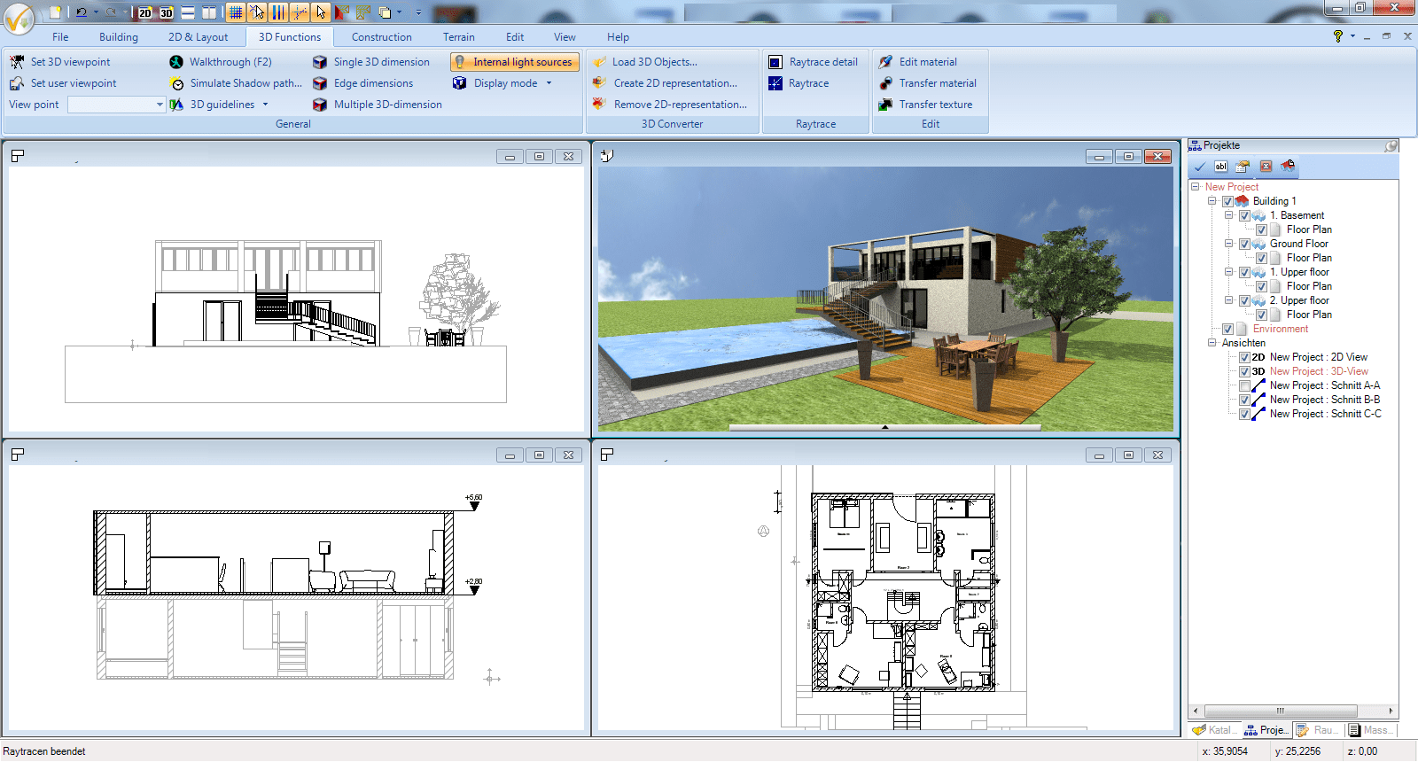 ashampoo 3d cad architecture 5 - download