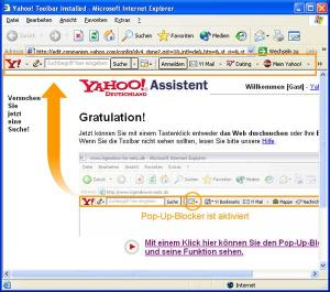 Yahoo! Companion Toolbar