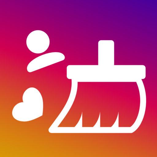InstaClean for Instagram - Mass unfollow & unlike