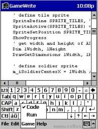 GameWrite