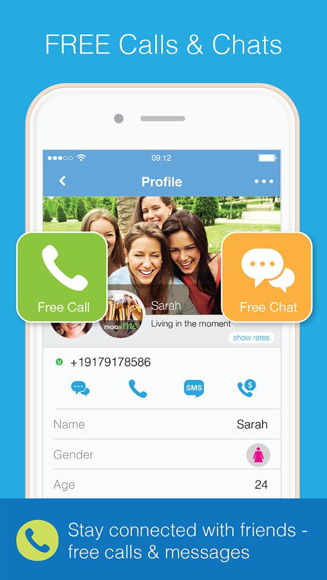Maaii: Llamadas y chat gratis