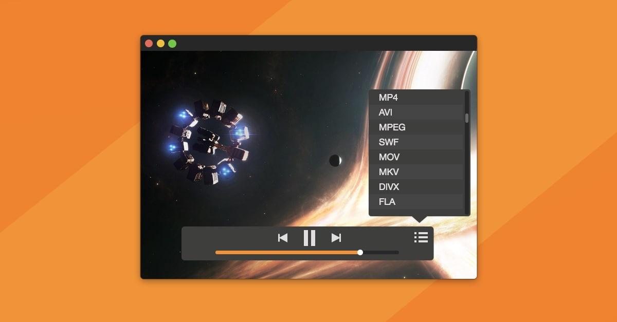 SWF & FLV Player