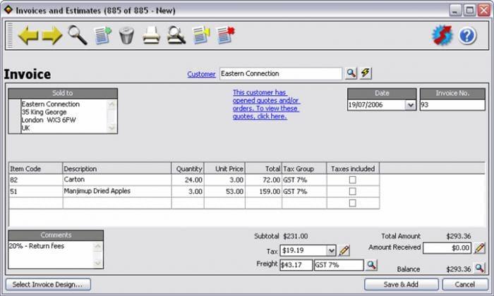 Dynacom Accounting